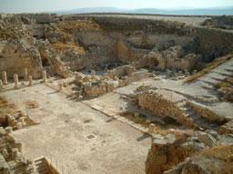 Herodes Palads i Masada